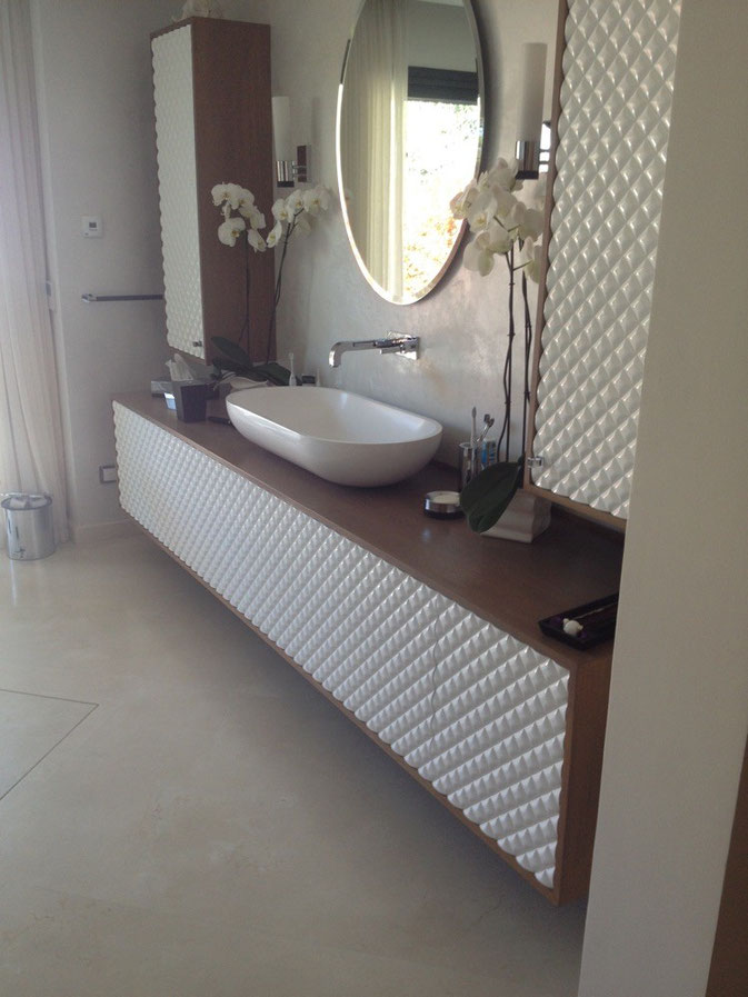 Interior Design Bangkok | Bathroom Unit