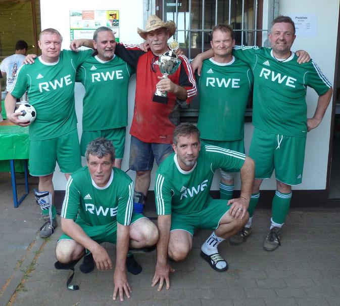 Siegerteam im Allstar-Game: Rom