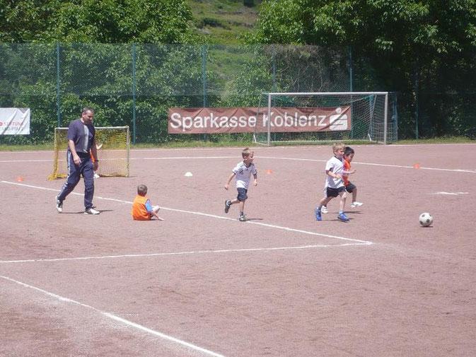 Bambiniteam FC Burgen