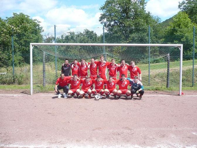 B-Jugend Rot-Weiß Koblenz
