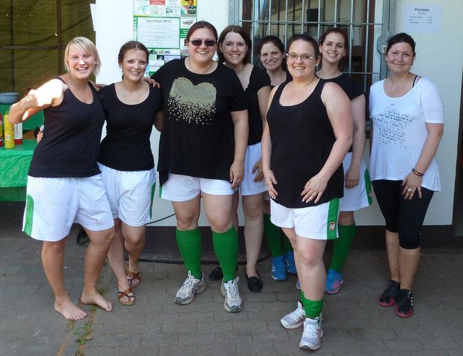 Soccer Queens
