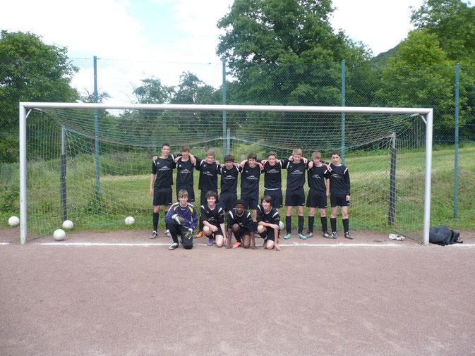 C-Jugend der JSG Buchholz