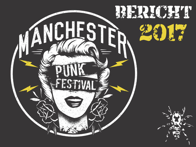 Manchester Punk Festival 2017 Bericht mit Pay no more than Photography - Zebraspider DIY Anti-Fashion Blog