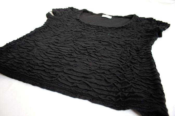 Das Potential eines hässlichen T-Shirts - Minirock Projekt - Zebraspider DIY Blog