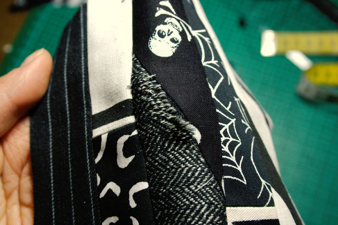 Punk Patchwork - Mug Rug nähen und mehr - Fehler - Zebraspider DIY Blog