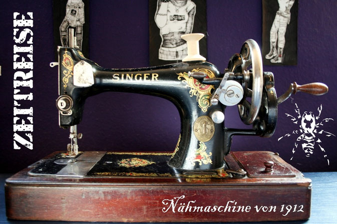 Singer 128 Nähmaschine