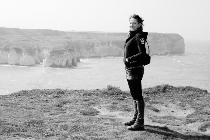 Photos from the Yorkshire seaside - Flamborough Head - Zebraspider DIY Blog