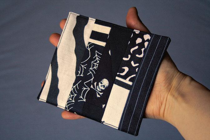 Punk Patchwork - Mug Rug nähen und mehr - Zebraspider DIY Blog