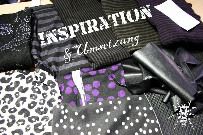 Wie komme ich von der Inspiration zur Umsetzung? - Zebraspider Blog