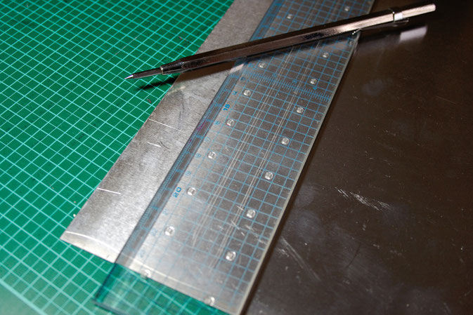 Bügeln für Faule - DIY Bügelschablone - Zebraspider DIY Blog