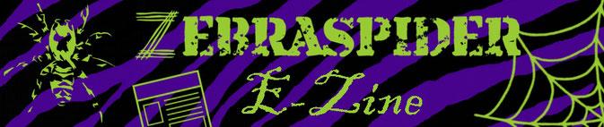 Unser Etsy Gewinnspiel - Zebraspider E-Zine Banner - Zebraspider DIY Blog