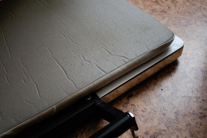 Bügeln für Faule - Planeta Bügelpresse - Zebraspider DIY Blog