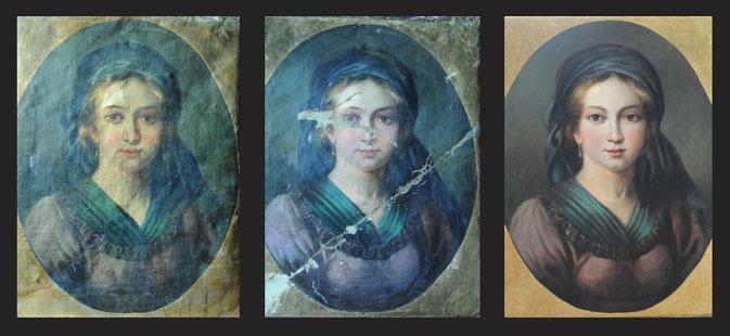 Restaurierung 1060 Wien Gregor Eder