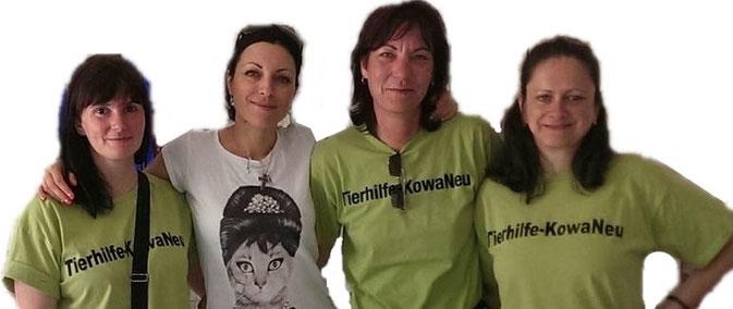 Nicole Klein, Pepa, Nicole König und Fatima