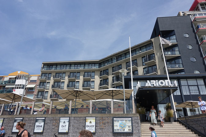 Hotel Amadore Arion in Vlissingen