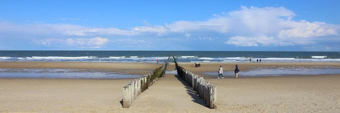 Der Strand bei Domburg, Zeeland