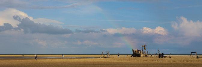 Der Strand von Vrouwenpolder, Zeeland