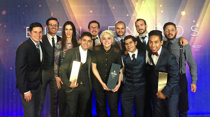 """Diageo World Class Competition"",""Maria Fernanda Tejeda"""