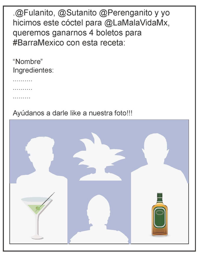 Concurso Barra México