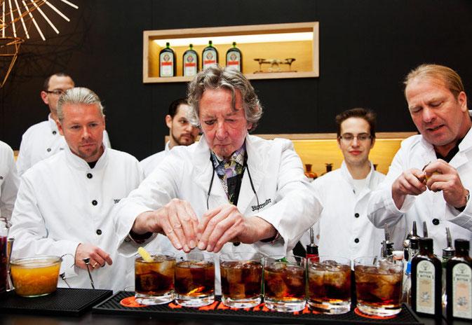Eventos de cocteleria para bartenders del mundo