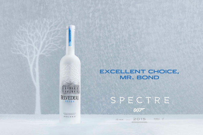 """Vodka"",""Belvedere"""