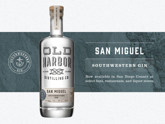 """Gin san miguel"""