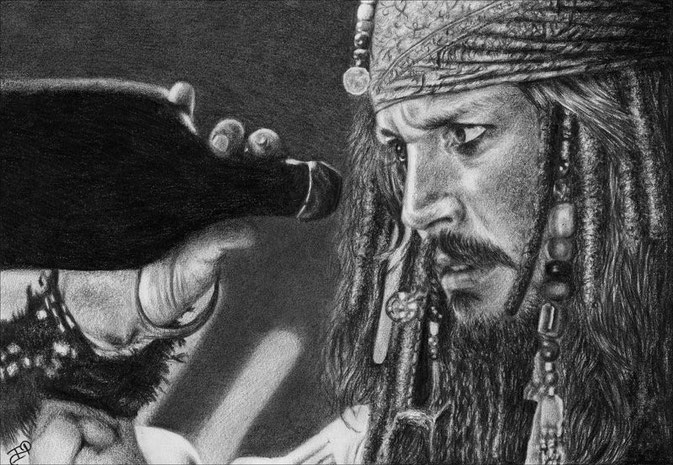 El ron y los piratas