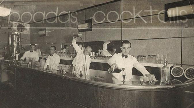 """""""Miguel Boadas"""",""""Boadas cocktails"""""""