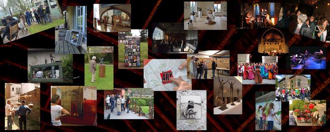Les Parcours d'Artistes de ProfondsART-Limal