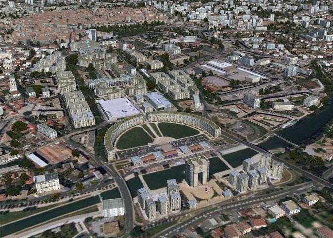 Montpellier Polygone