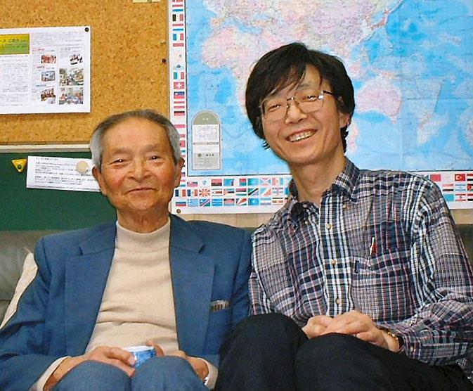 2004.04.17 in LL Office