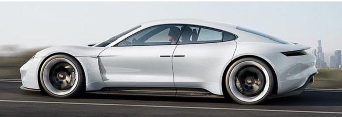 das scheint eher ein Porsche zu werden...