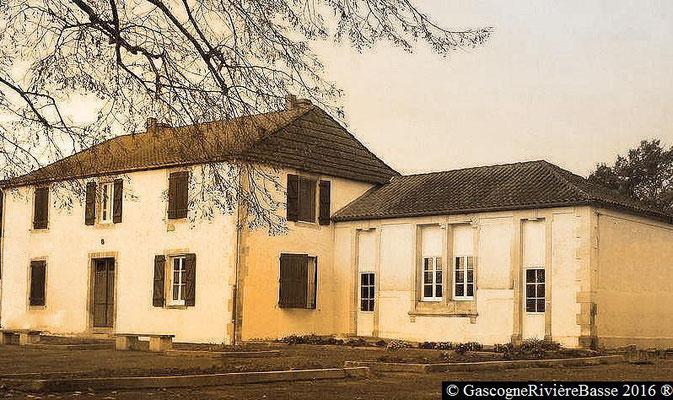 Ecole de Saint-Aunix Lengros