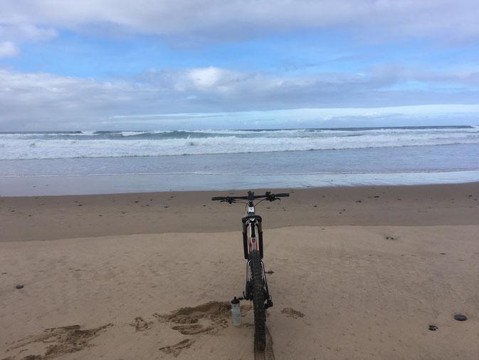 Atlantikküste in Südportugal