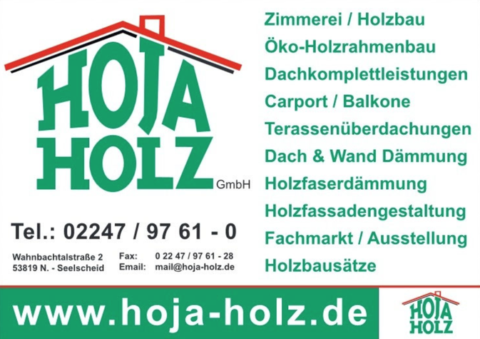 HOJA HOLZ GmbH - Spender 2016