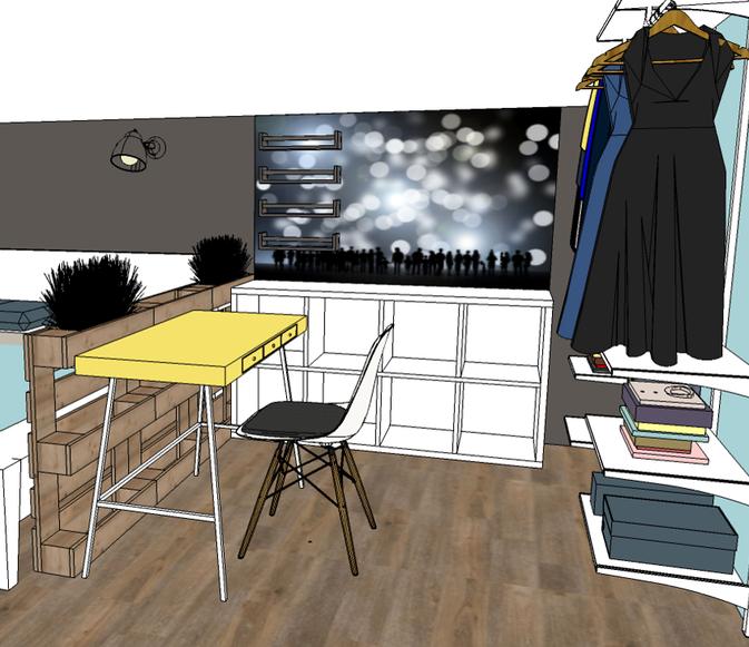 Zimmer einrichten TEENS - Studio Maxeiner - gestalten & genießen