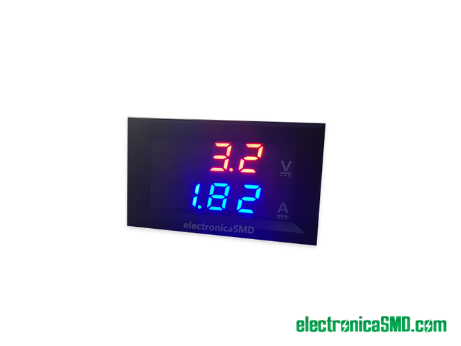 voltimetro amperimetro digital guatemala, voltimetro, amperimetro, guatemala, electronica, electronico, medidor voltaje