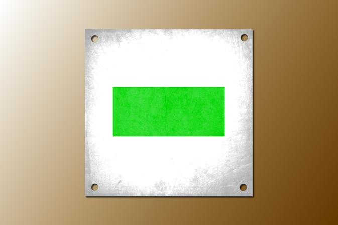 grünes Rechteck