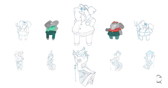 character design background anne kraehn