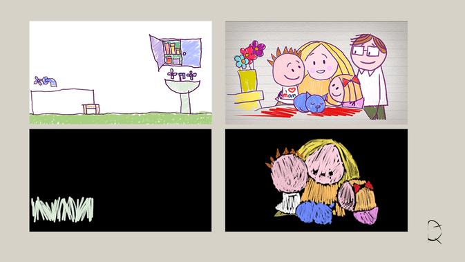 colouring shot animation 2D commercial anne kraehn