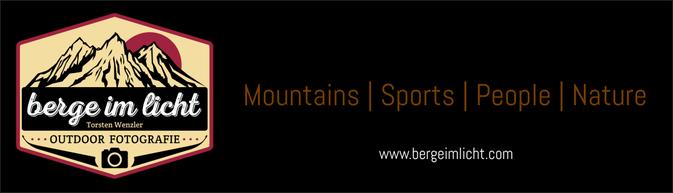 Zur website von Berge im Licht - Outdoor Fotografie