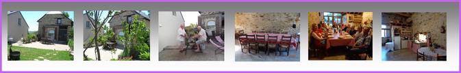 Chambres et table d'hôtes en Aveyron