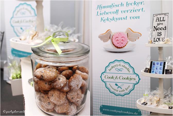 Bild: CookandCookies Stand TrauDich! Messe 2016 Düsseldorf