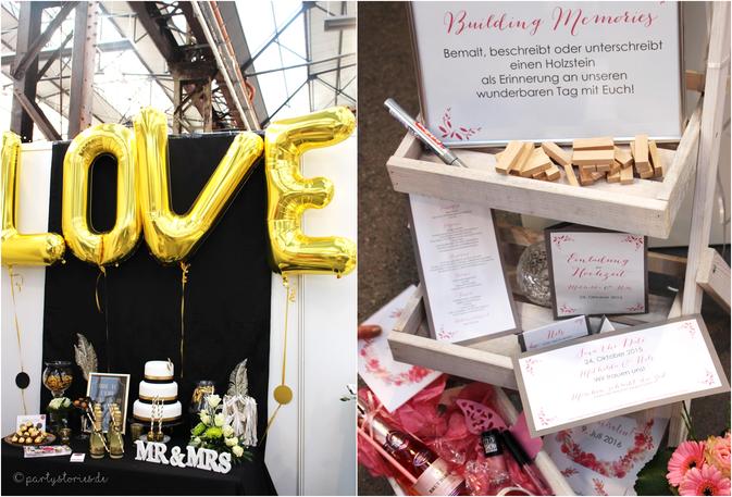 Bild: TrauDich! Hochzeitsmesse 2016 Düsseldorf Team Maleika Wedding Events