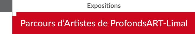 Parcours d'Artistes de Profondsart-Limal -Expositions