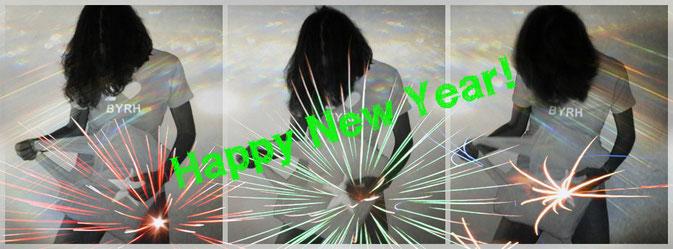 BYRH Strandtaschen Neujahrsgrüße 2014