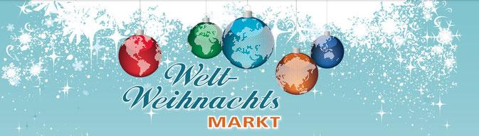 Das Logo des Cannstatter Weltweihnachtsmarktes