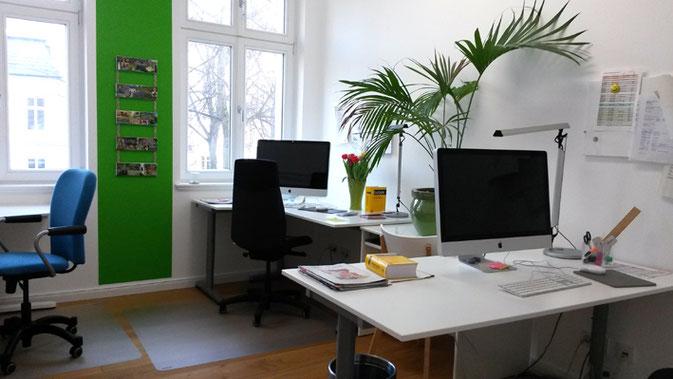 Büro SchlussBlick, Raum 1