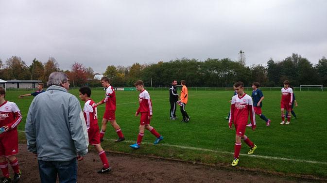 Arminia gewinnt klar gegen VfB Habinghorst