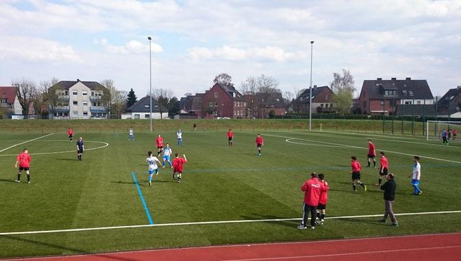 Heimsieg gegen VfB Habinghorst